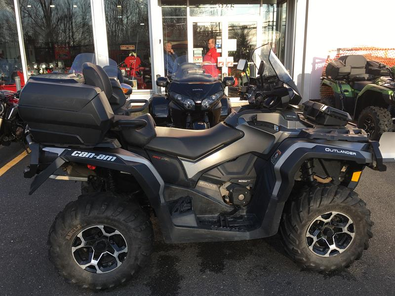 Can-am Outlander Max 800 XT 2015