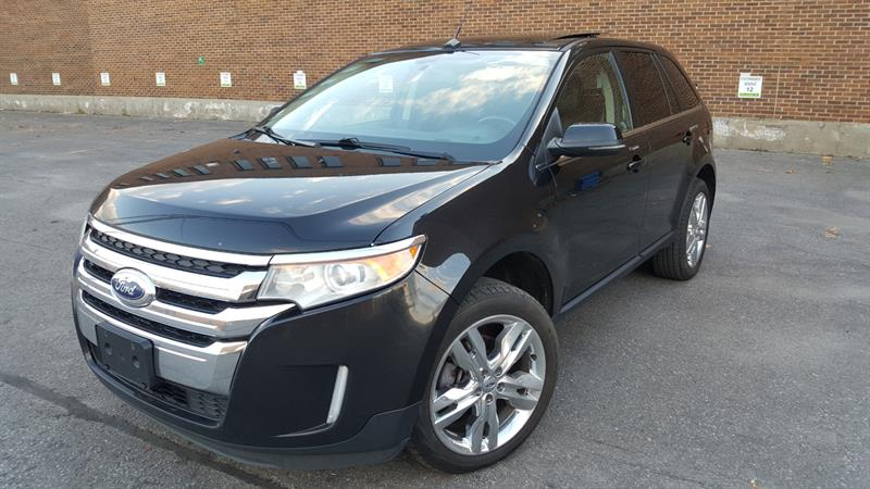 Ford EDGE 2013 Limited AWD - NAVI - CAM - TOIT - CUIR - Blindspot #613