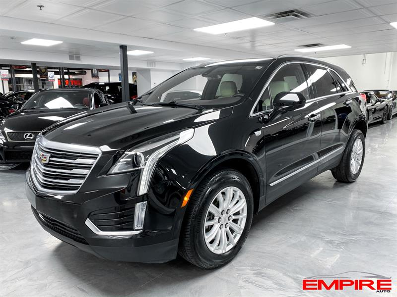 2017 Cadillac XT5 LUXURY #A7387