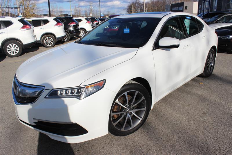 Acura TLX 2015 V6 Tech Awd  #5392