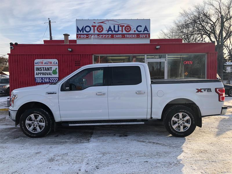 2018 Ford F-150 4WD SuperCrew XTR #A99602