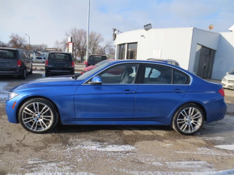 2015 BMW 3 Series 4dr Sdn 335i xDrive AWD - Mpackage/Sunroof/Nav/Lth #C101