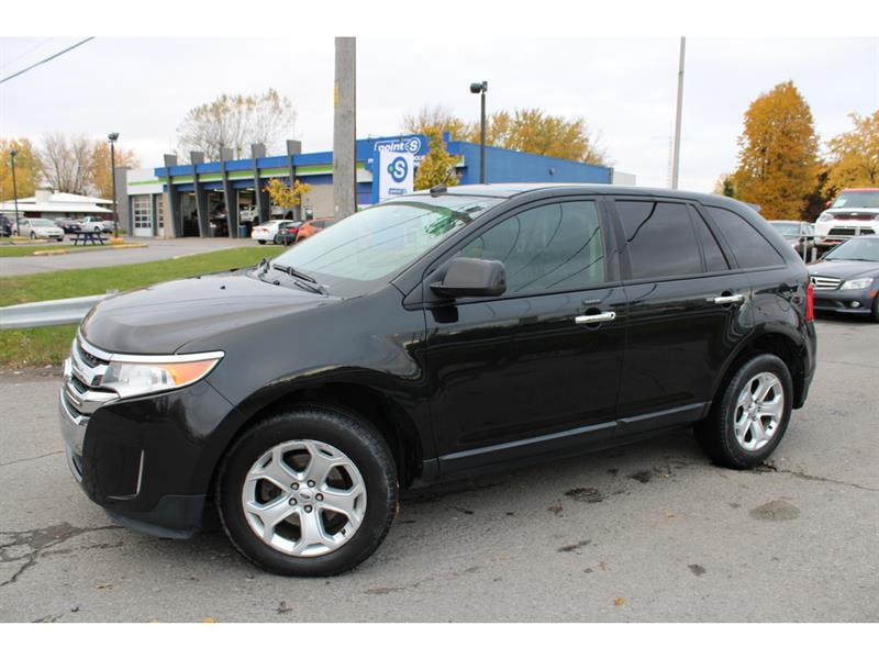 Ford EDGE 2011 SEL AWD BLUETOOTH TOIT PANO!!! #4937
