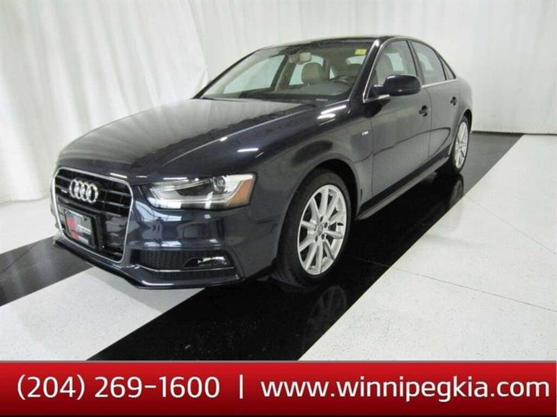 2016 Audi A4 Progressiv *Accident Free!* #16AA03313