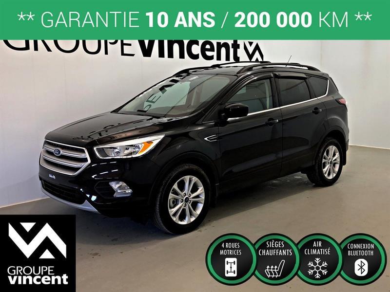 Ford Escape 2018 SE AWD ** GARANTIE 10 ANS ** #39672AT