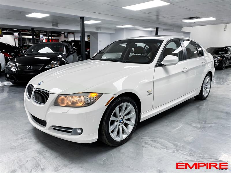 2011 BMW 3 Series 335i xDrive AWD #A919808