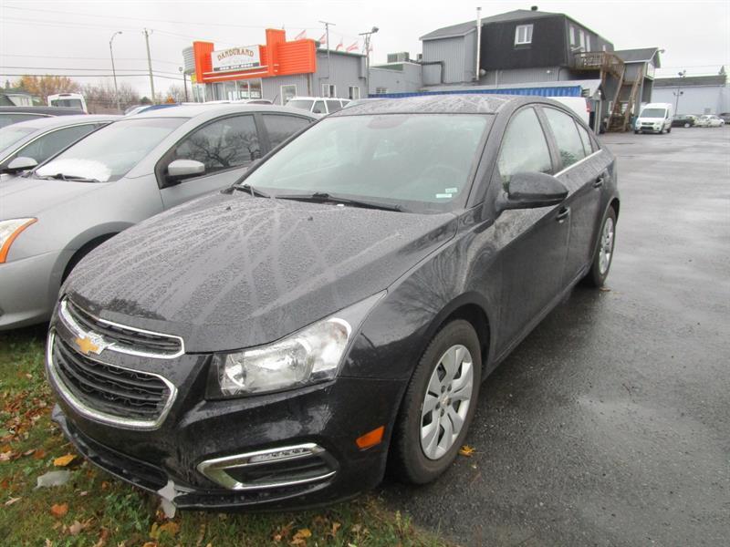 Chevrolet Cruze 2015 4dr Sdn 1LT #2633