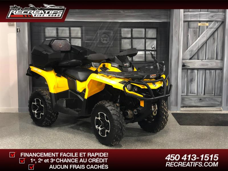 Can-am Outlander Max XT 2015