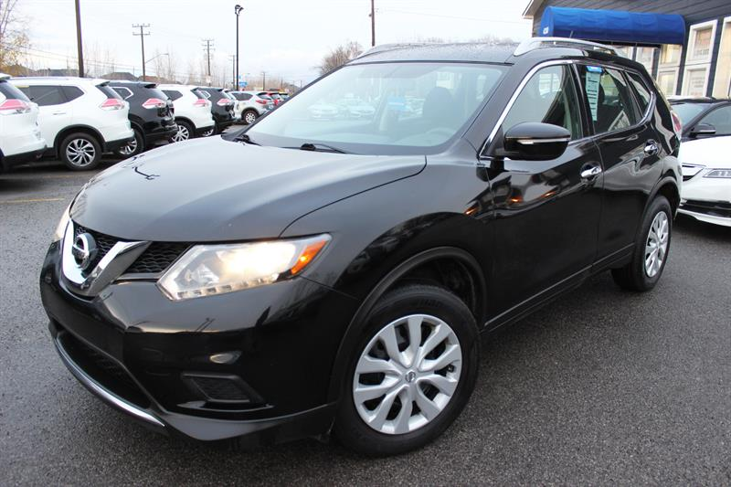 Nissan Rogue 2014 FWD S #5405