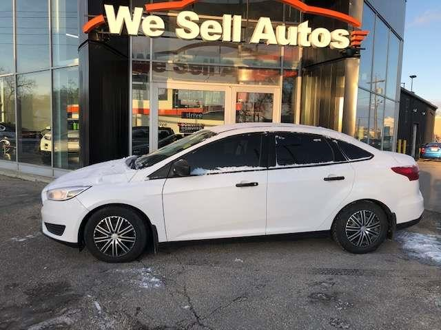 2015 Ford FOCUS S #15FF03582