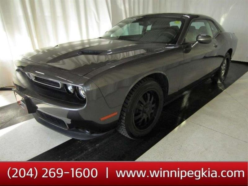 2015 Dodge Challenger SXT *Accident Free, Always Owned In MB!* #20FR547A