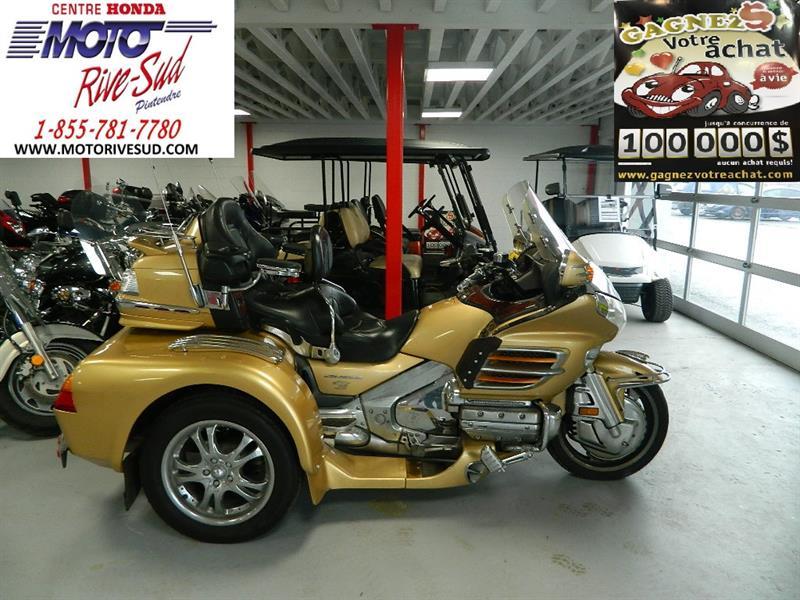 Honda TRIKE GL 1800  GOLDWING 2006