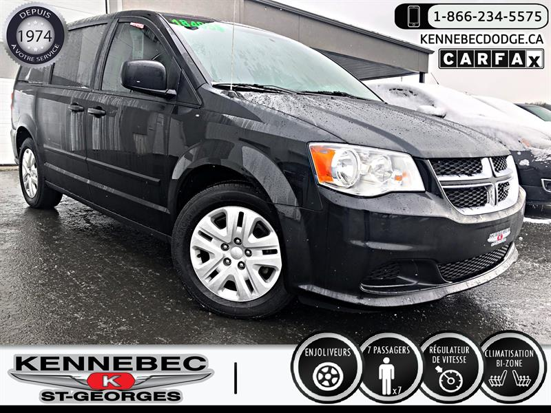 Dodge Grand Caravan 2017 4dr Wgn Canada Value Package #39295B
