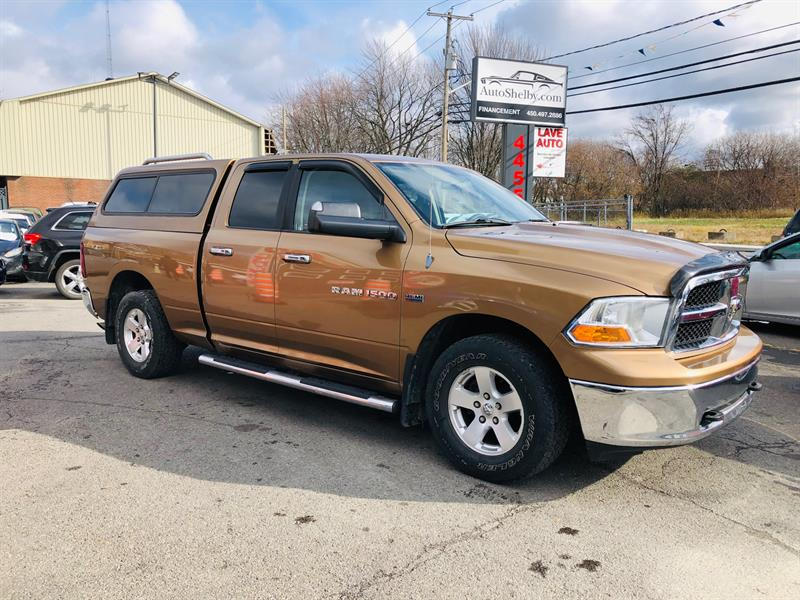 Ram 1500 2012 Quad Cab-5.7L Hemi-Air-Mags-Jamais Accidentée- #8986-2