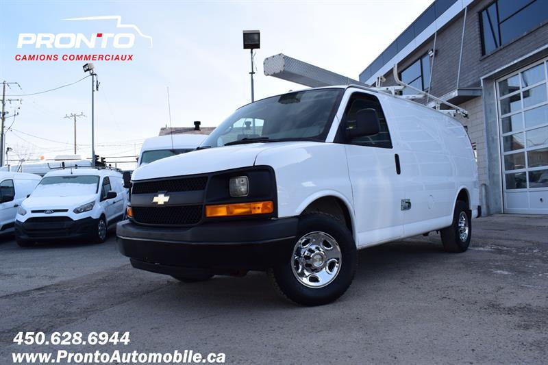 Chevrolet Express Cargo Van 2013 2500 ** Full load * Voir équipement! **  #1150