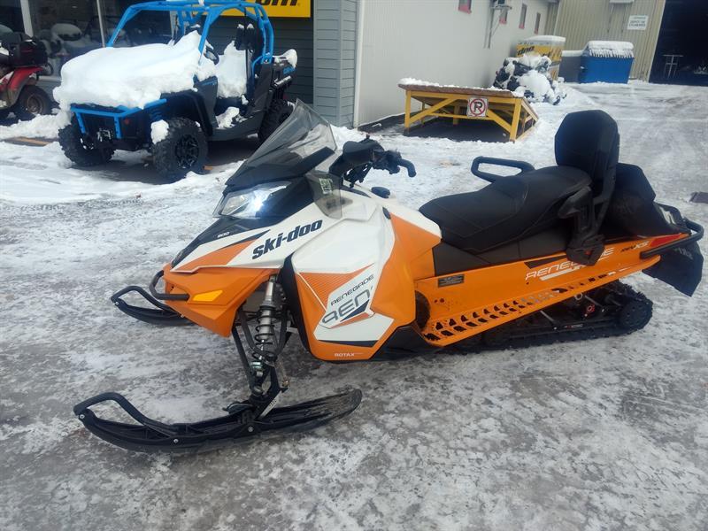 Ski-Doo Renegade Adrenalie 900 Ace 2017