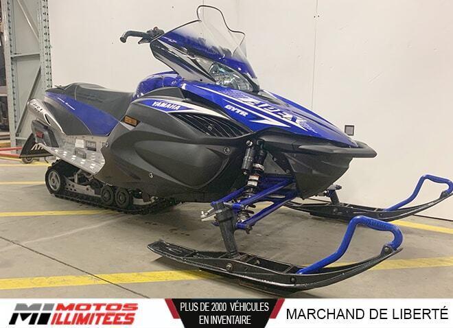 Yamaha Apex LTX GT 2009