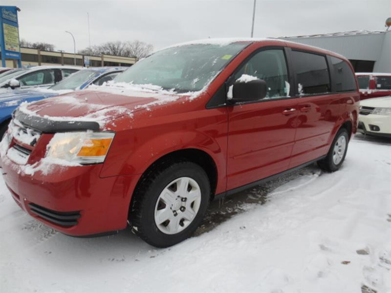 2008 Dodge Grand Caravan 4dr Wgn SE - STOW N GO/Rear AC/Heat #4242