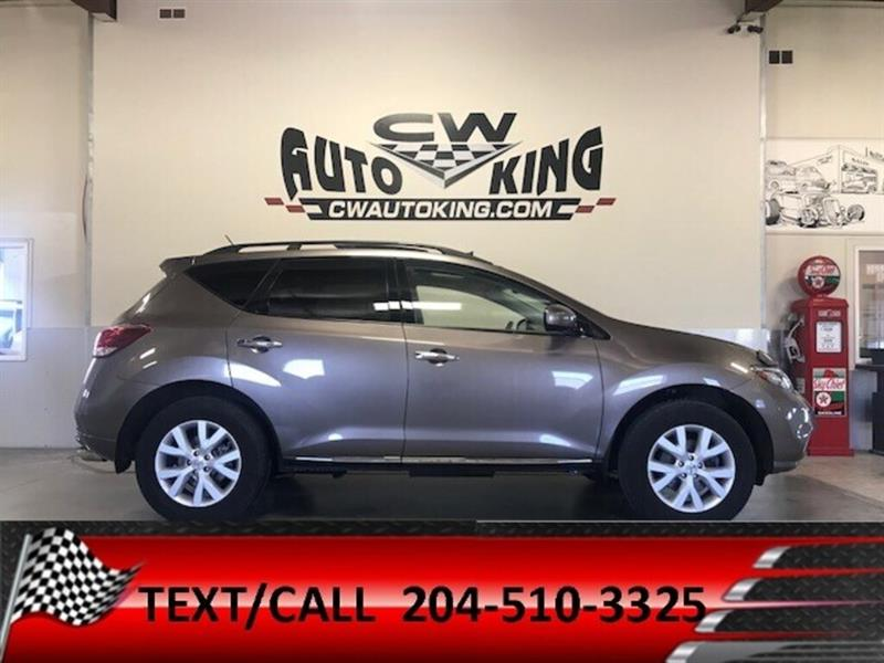 2011 Nissan Murano SV / AWD / Low K/ Heated Seaating / Pano Roof #20042466