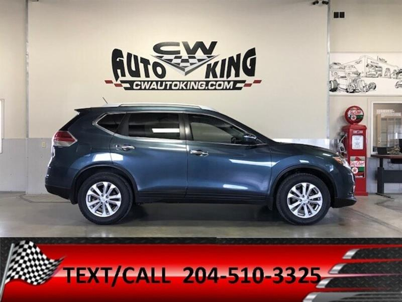 2014 Nissan Rogue SV/FWD/Heated Seats/Sunroof/Rear Cam #20042485