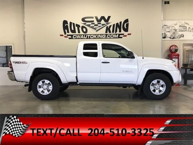 2012 Toyota Tacoma TRD-Off Road/Rear Cam/Bluetooth/Financing #20042498