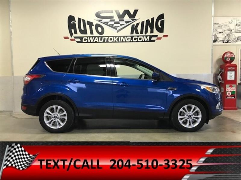 2017 Ford Escape SE / Rear Camera/Heated Seating/Bluetooth/Finance #20042504