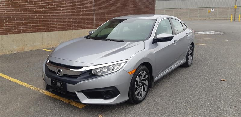 Honda Civic Sedan 2018 SE CVT #222