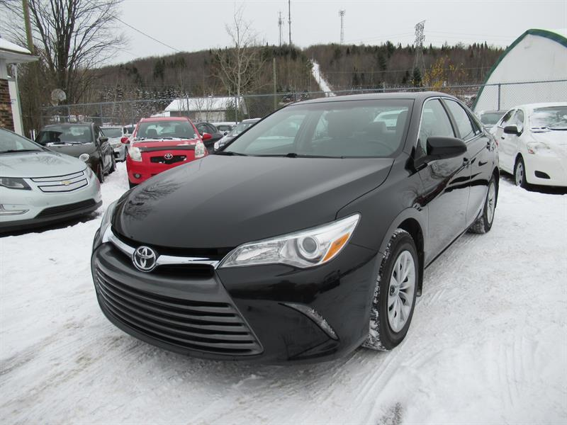 Toyota Camry 2015 LE #19-537