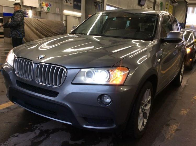 BMW X3 2014 AWD   **PAY WEEKLY $49 SEMAINE ** #2590 **D10126 ES