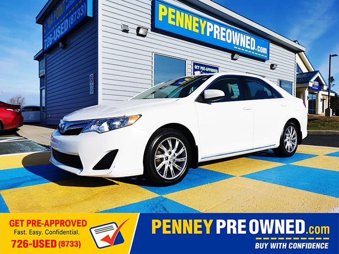 2014 Toyota Camry LE #36809A