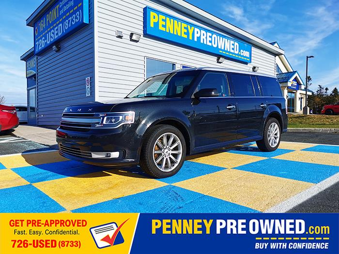 2015 Ford Flex Limited #M19497