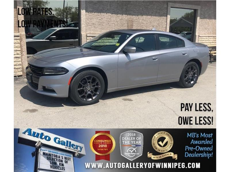 2018 Dodge Charger GT *AWD/Navi/Bluetooth/V6 #23910