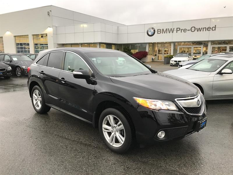 2014 Acura RDX w/Technology Package #BP9033