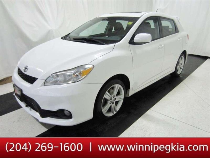 2011 Toyota Matrix Sport *Heated seats, Bluetooth* #19ST544AA