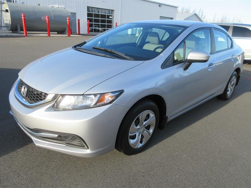 2014 Honda Civic Sedan 4dr CVT LX #H19437A