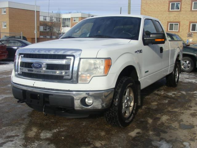 2014 Ford F-150  SUPERCAB XLT #A4