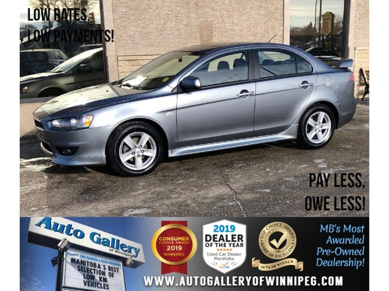 2014 Mitsubishi Lancer SE *One Owner/Accident Free/B.tooth/Htd Seats/Roof #24145