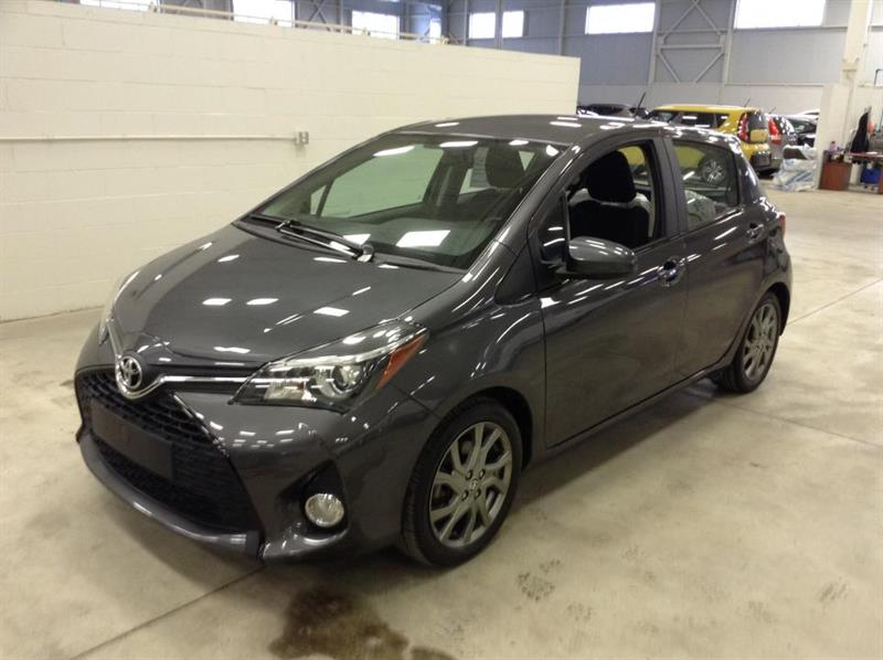 Toyota Yaris Hatchback 1