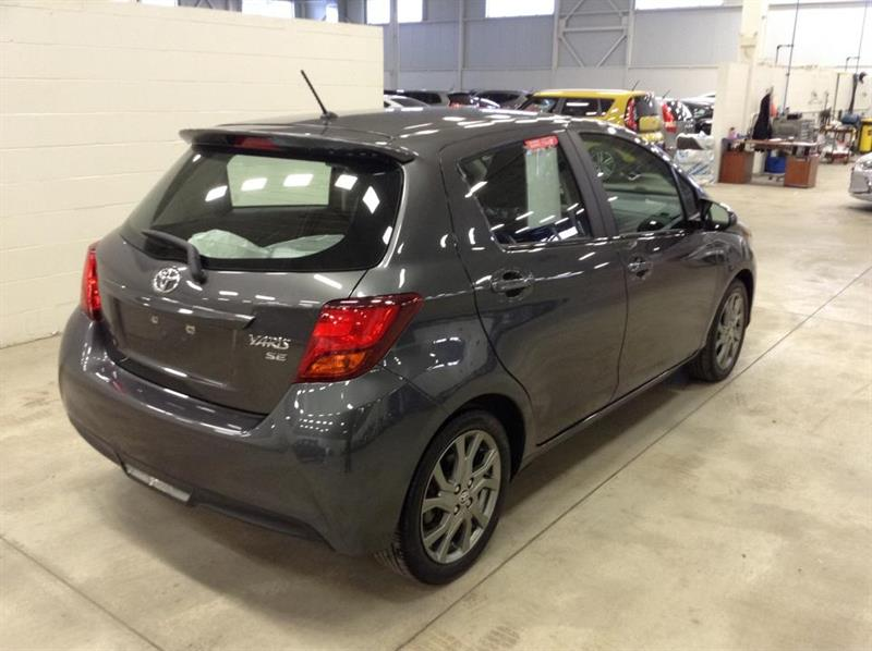Toyota Yaris Hatchback 7