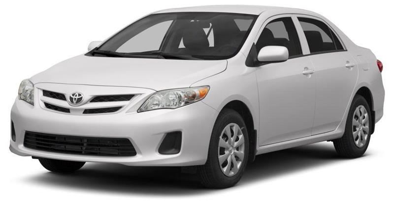 2013 Toyota Corolla CE #19-147B