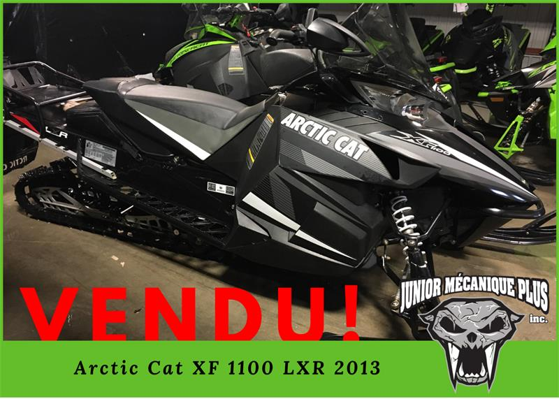 Arctic Cat XF 1100 2013