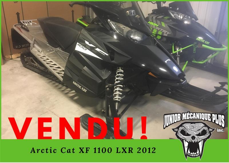 Arctic Cat XF 1100 2012