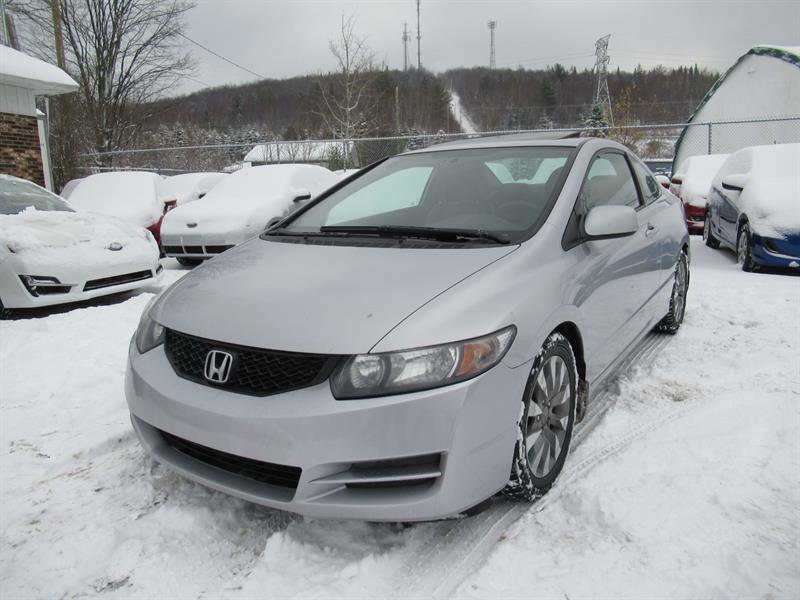 Honda Civic Cpe 2010 Auto EX-L #19-534