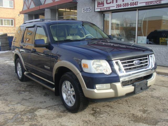 2006 Ford Explorer  4X4 EDDY BAUR #1810