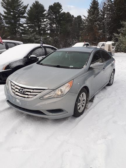 Hyundai Sonata 2011 se #8703