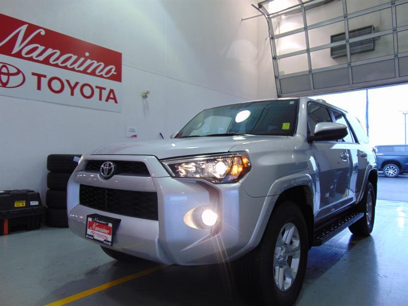 2015 Toyota 4Runner 4WD V6 SR5 #21794AX