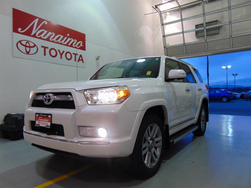 2012 Toyota 4Runner 4WD V6 Limited 7-Passenger #21386AO