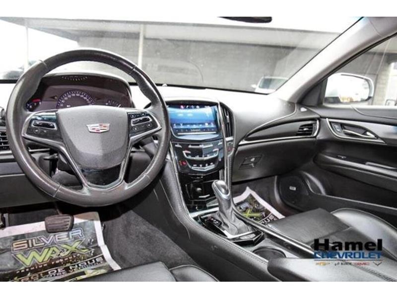 Cadillac ATS 23