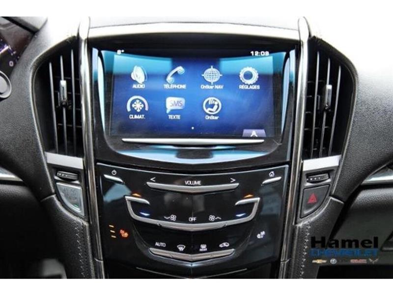 Cadillac ATS 40