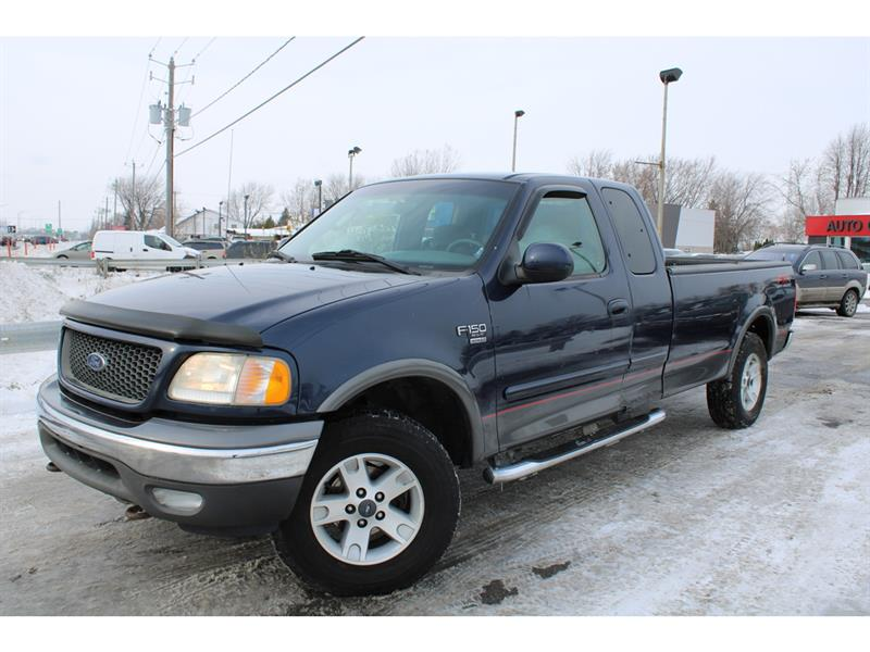 Ford F-150 2003 XL 5.4L 4WD A/C CRUISE MAGS !!! #4991